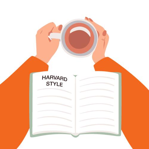 harvard格式